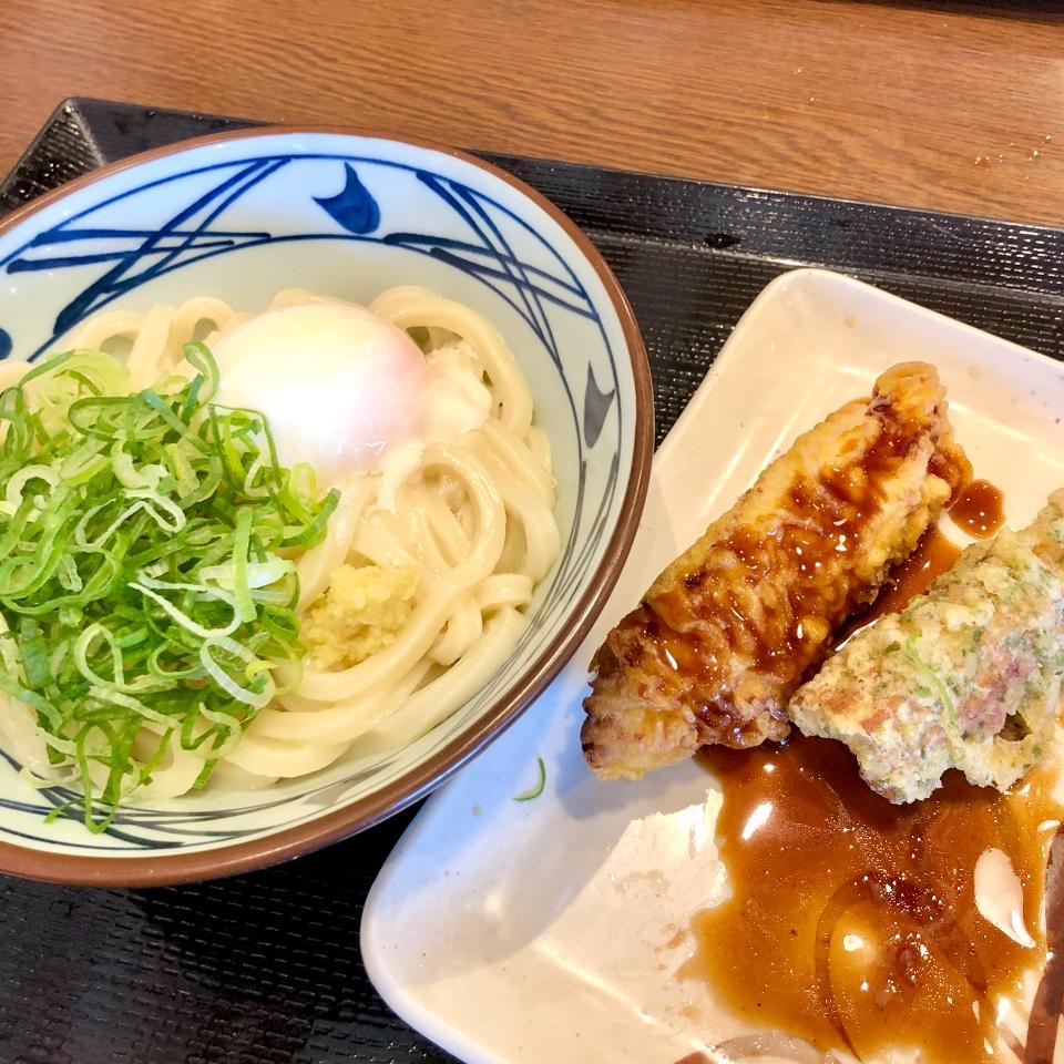 丸亀製麺 いわき鹿島