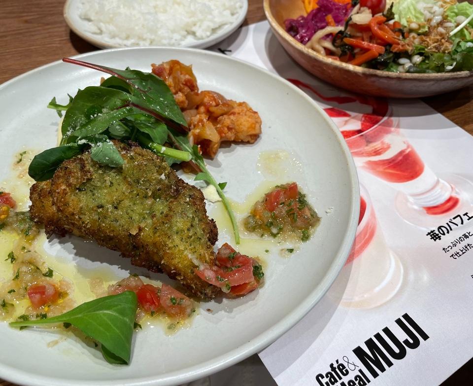 Cafe&Meal_MUJI ホテルメトロポリタン鎌倉