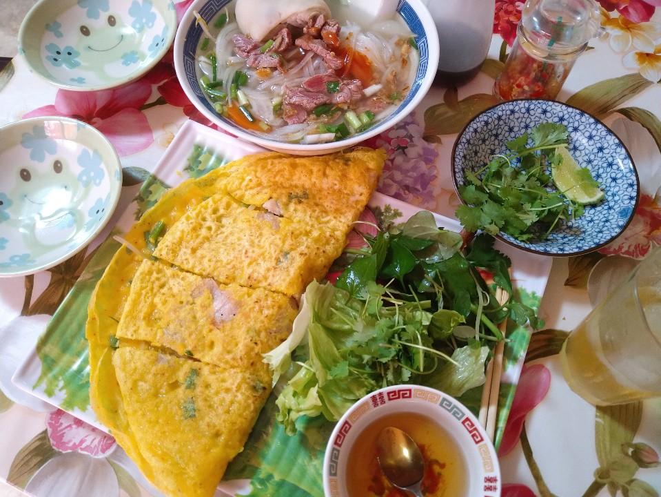 ベトナム料理 ミイ ニエン