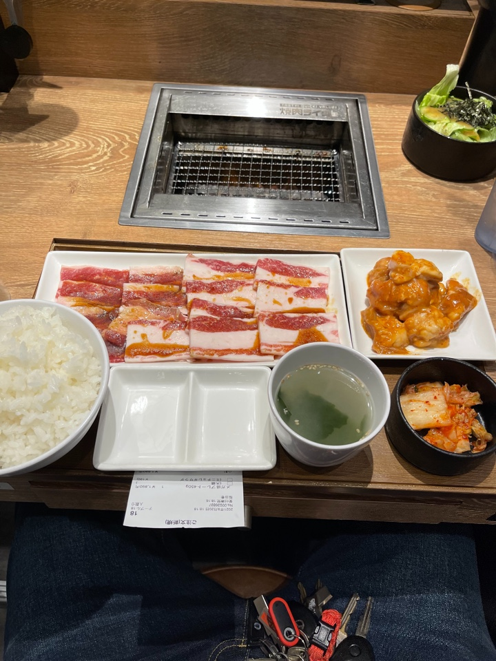 焼肉ライク 大阪福島駅前店