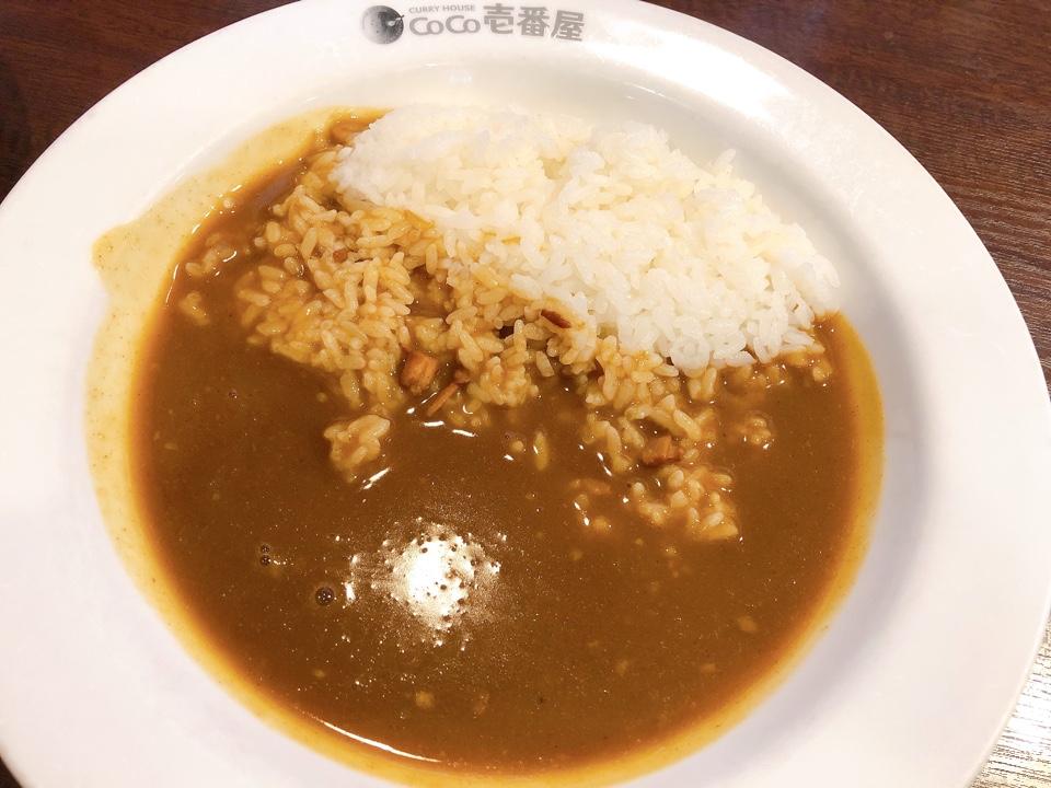 カレーハウス CoCo壱番屋 京田辺松井山手店