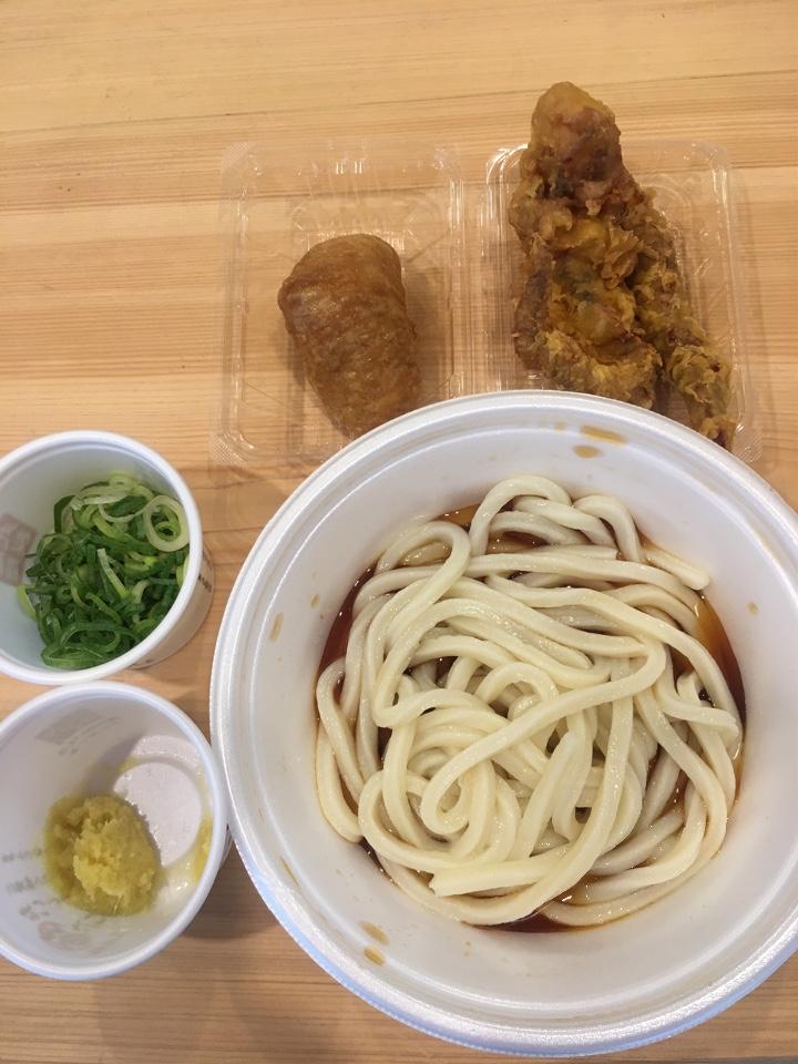 丸亀製麺 中山寺の口コミ