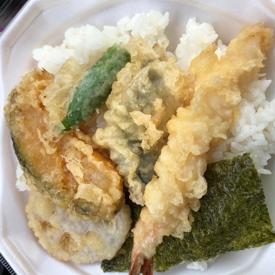 天丼・天ぷら本舗 さん天 播磨町店の口コミ