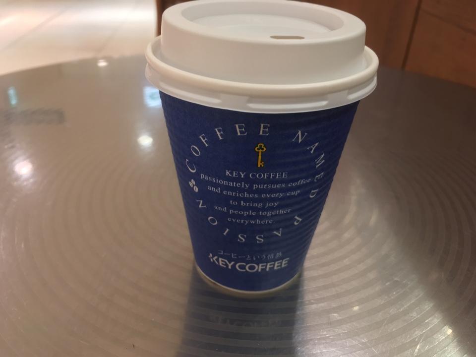 KEY COFFEE デパートリウボウ店の口コミ