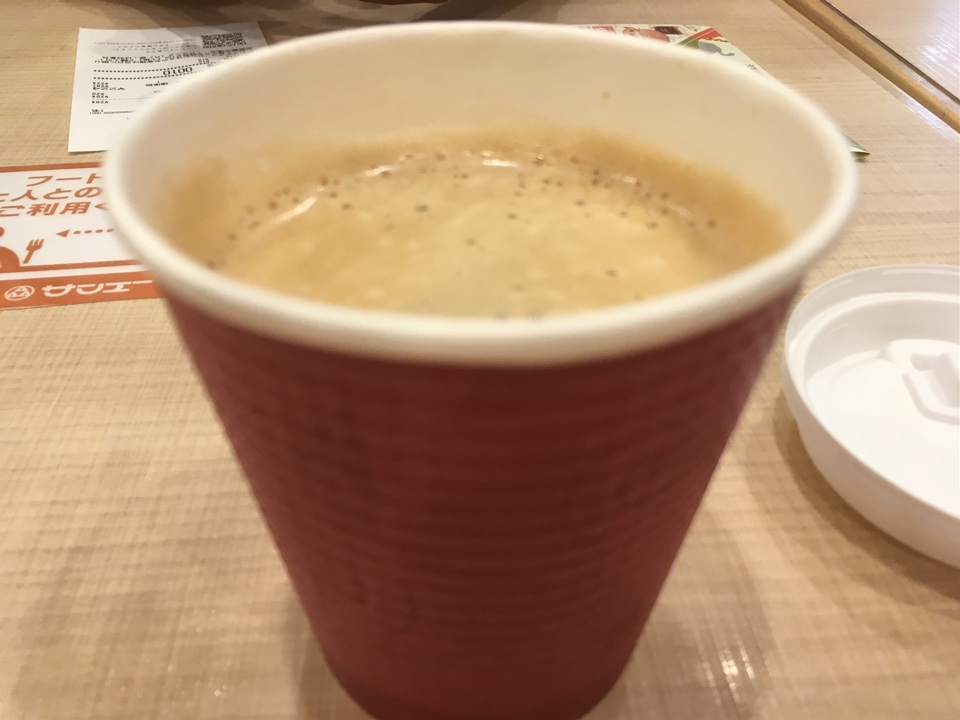 Latte Cafe サンエー宜野湾コンベンションシティ店の口コミ