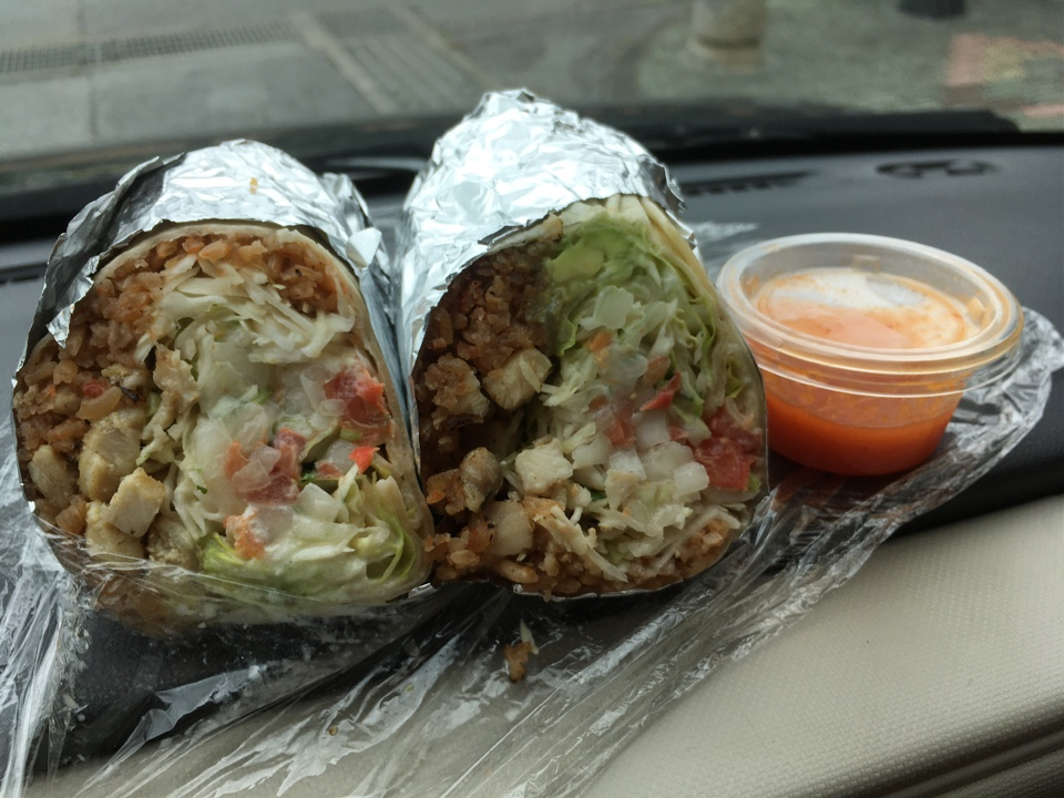 Ken's Burrito