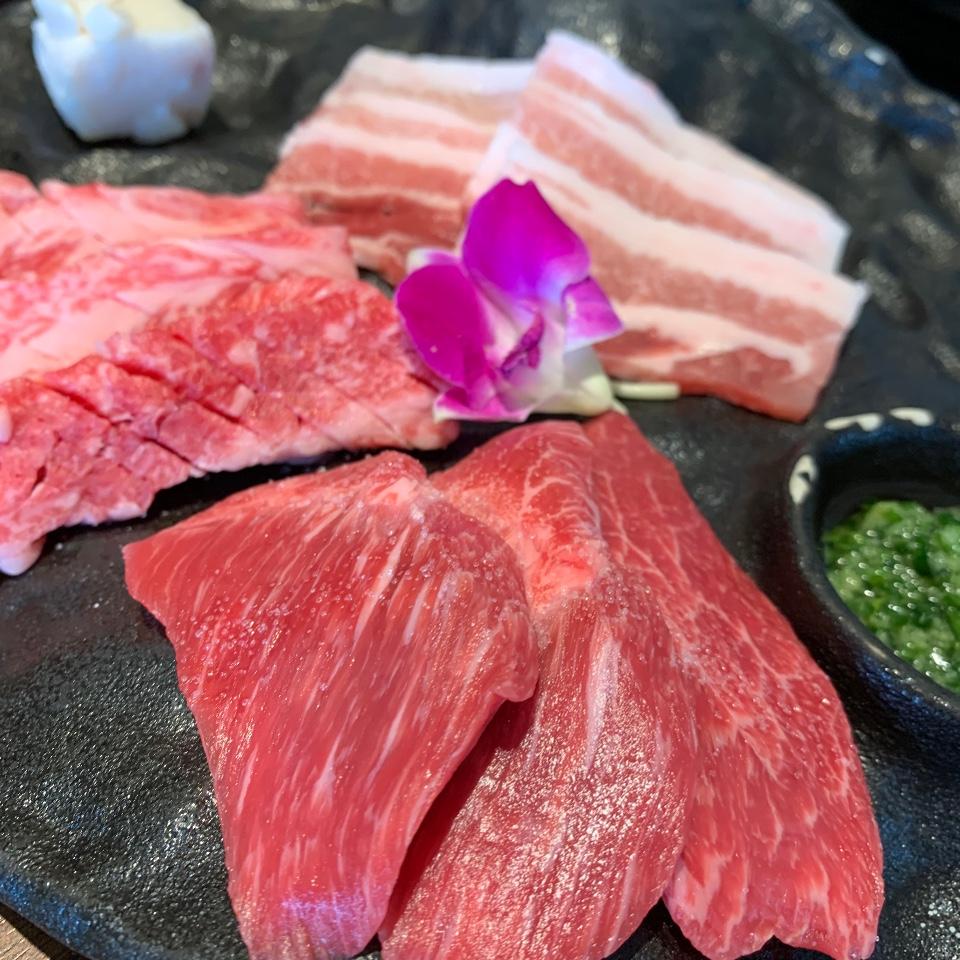 琉球BBQ Blue