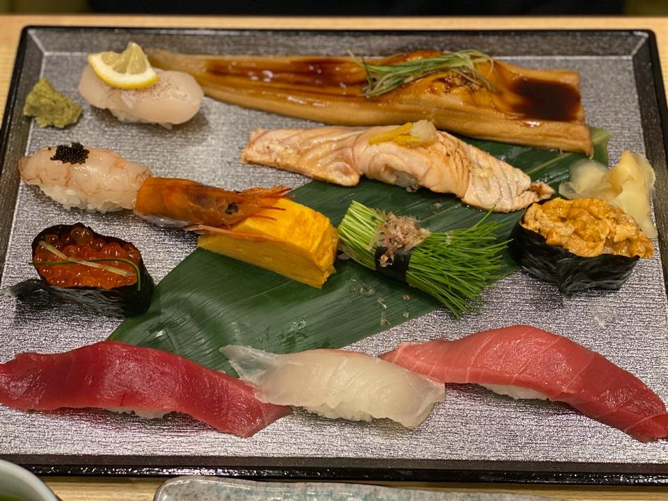 梅丘 寿司の美登利 赤坂店