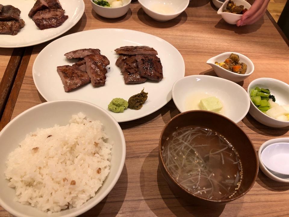 仙台牛タン炭火焼杜
