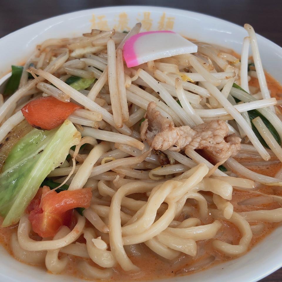 極濃湯麺 キントン 太田店の口コミ