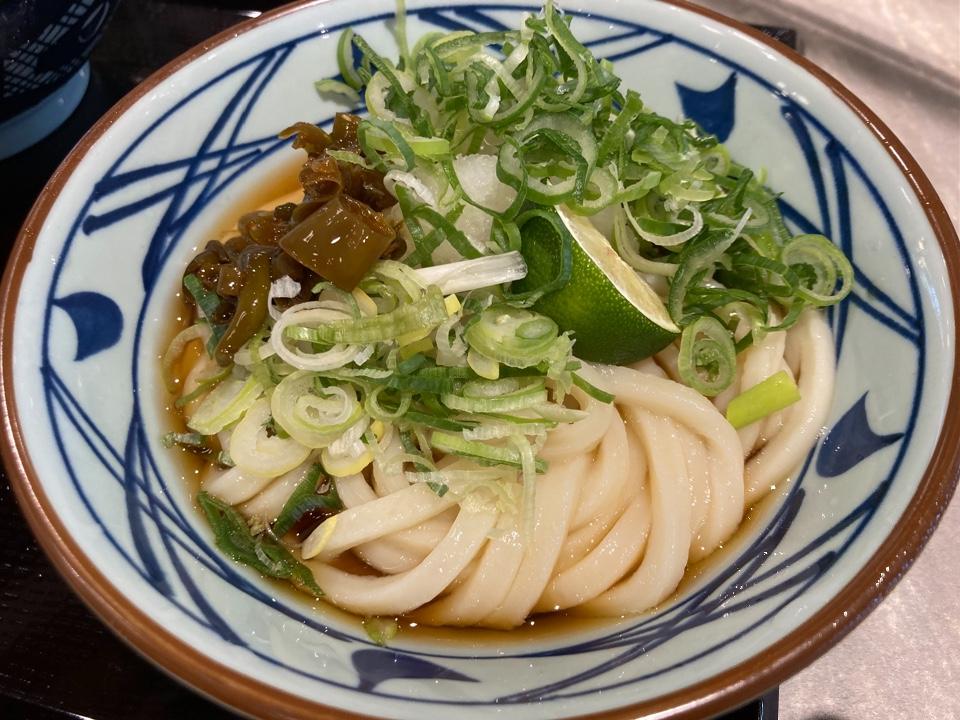 丸亀製麺 仙台泉パークタウンタピオ店