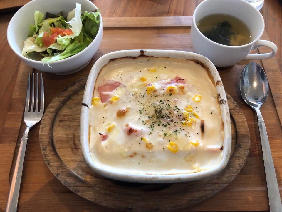 cafe&bistro alamode カフェアラモード