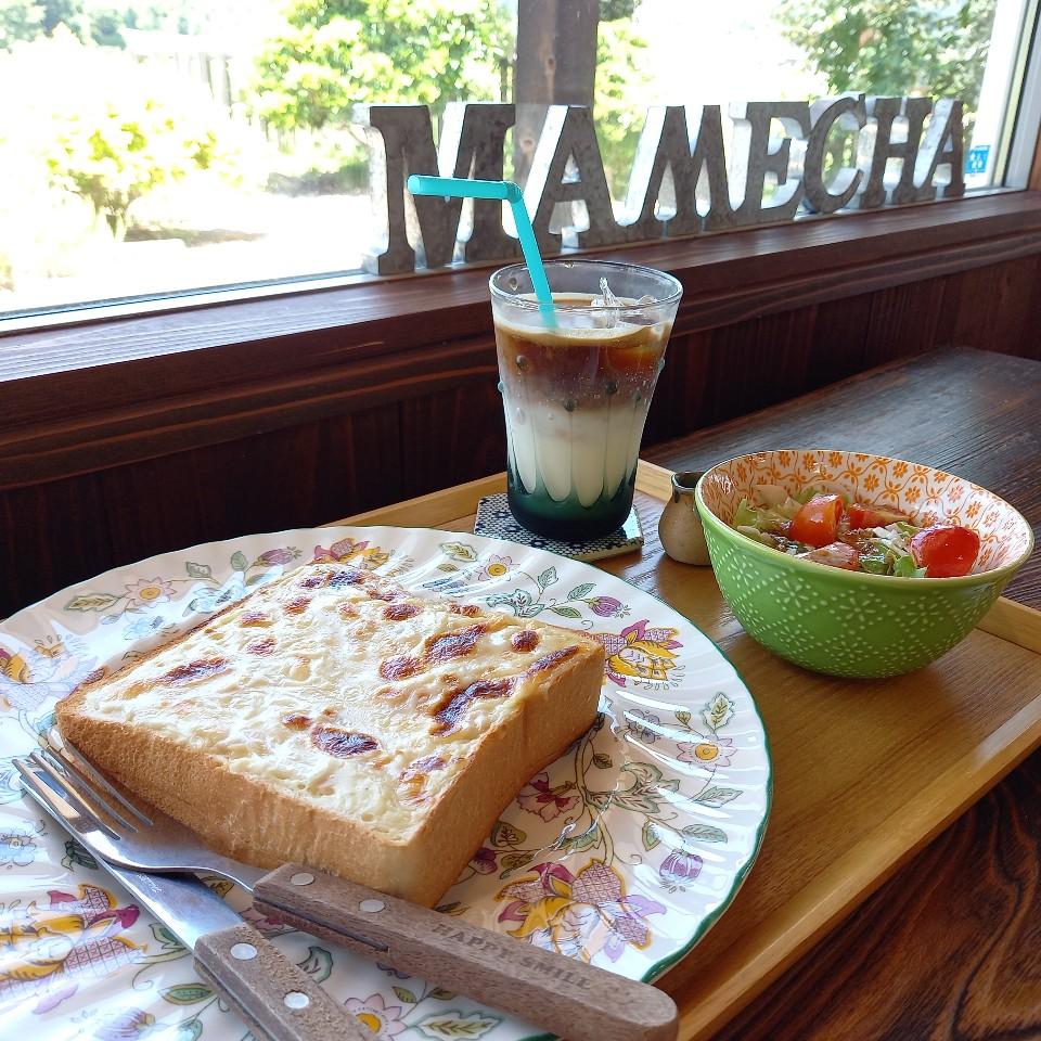 Cafe mame茶