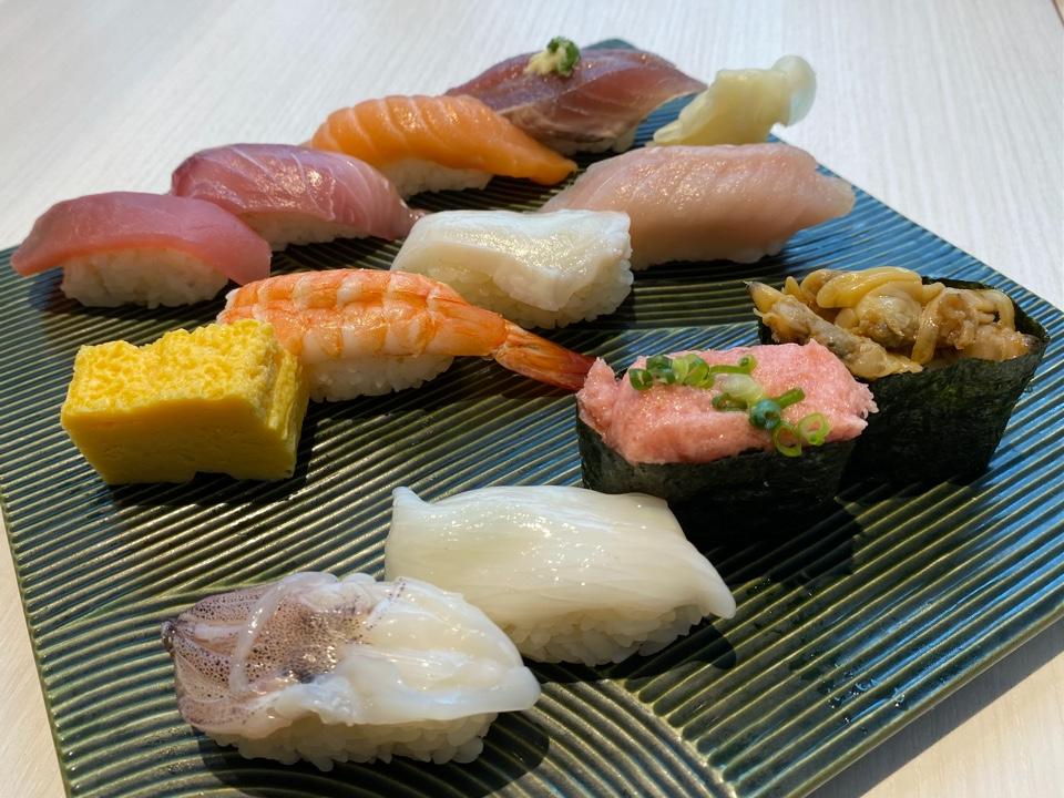 寿司魚がし日本一 中野マルイ店