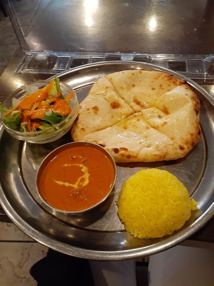 インドカレー&ナン ムンバイ  町屋店