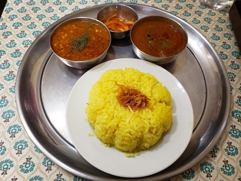 インド食堂 バーワルチー