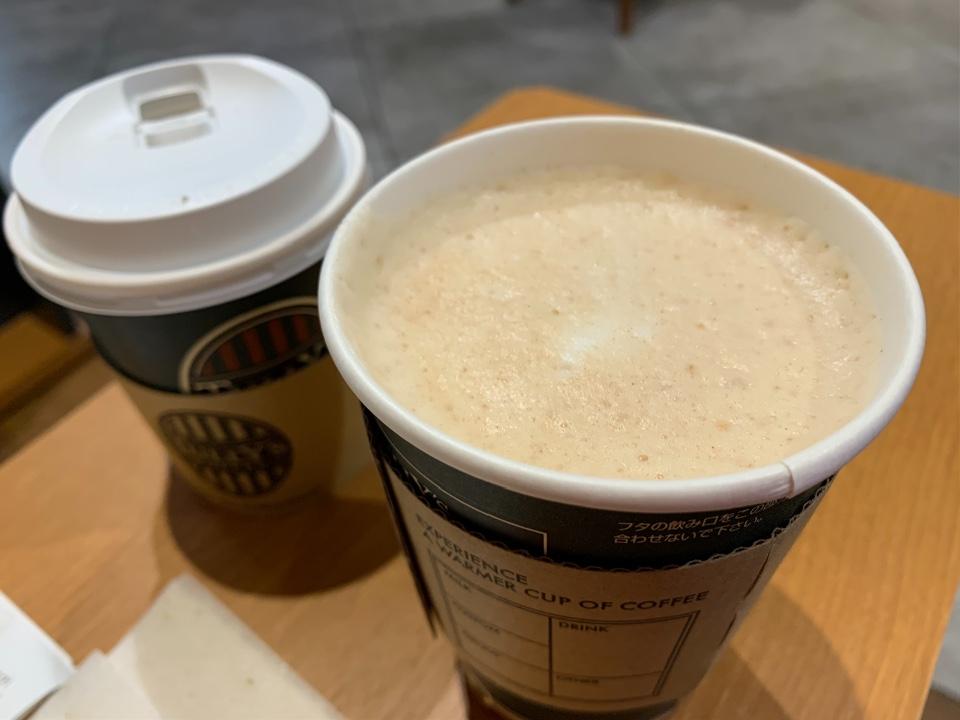 タリーズコーヒー 福岡空港