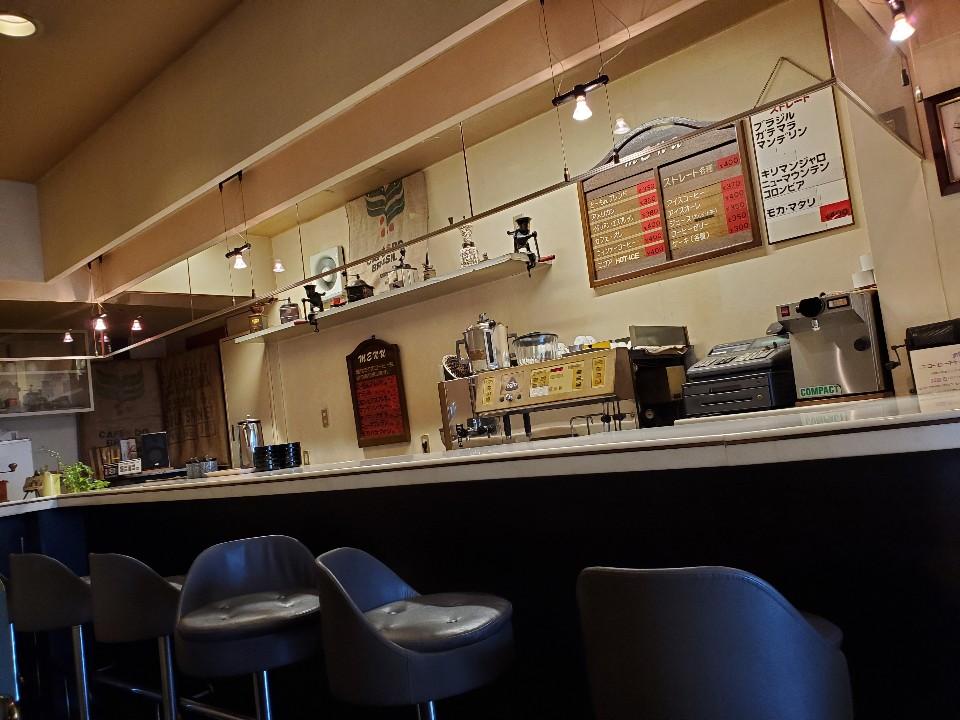 自家製焙煎 珈琲の店 とーもんの口コミ