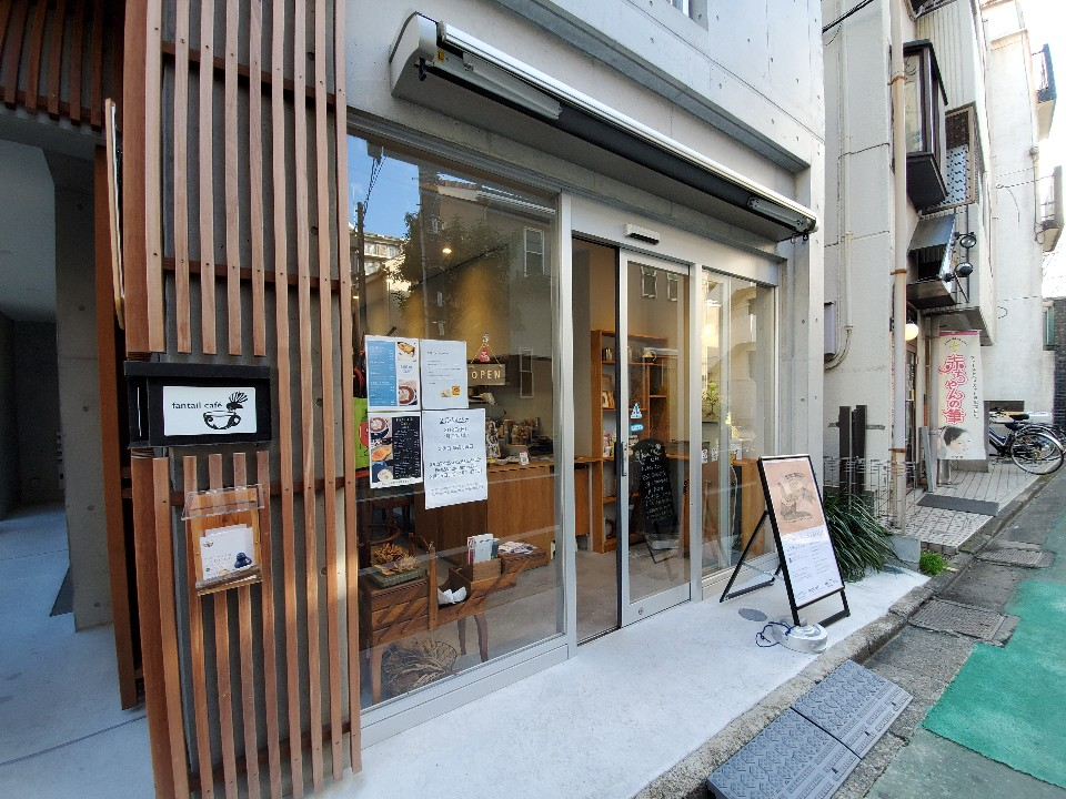 fantail cafeの口コミ