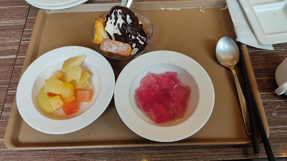 バイキングレストラン ラ・ベランダ アパホテル札幌すすきの駅西