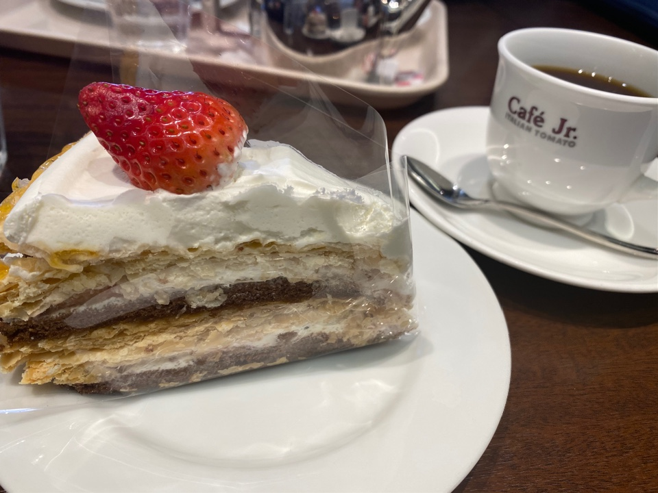 イタリアン・トマト CafeJr. 東京電機大学店の口コミ