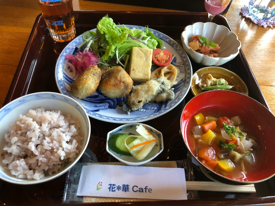 あいえんきえん花*華Cafe