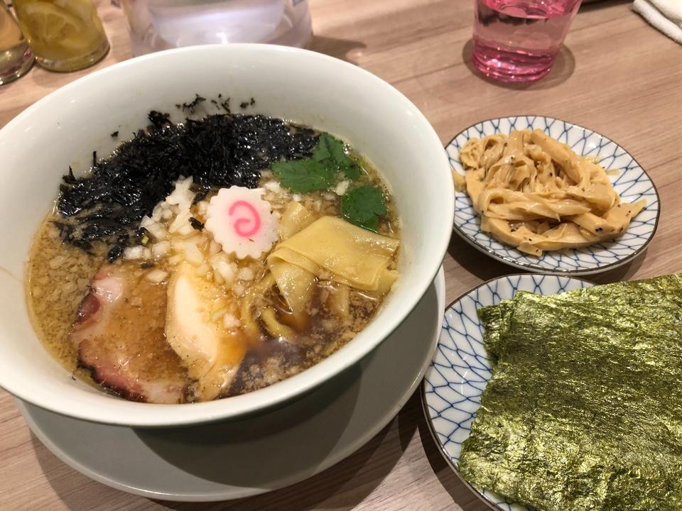 中華そばムタヒロ 拝島駅店
