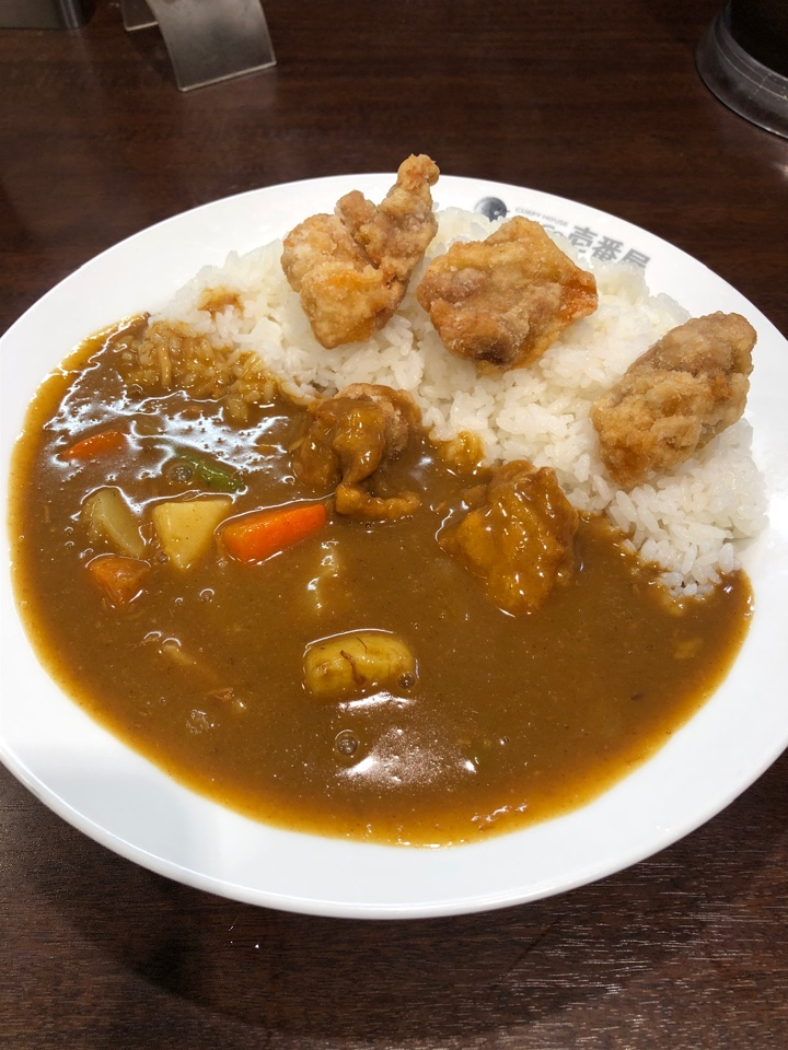 CoCo壱番屋 新宿高田馬場店の口コミ