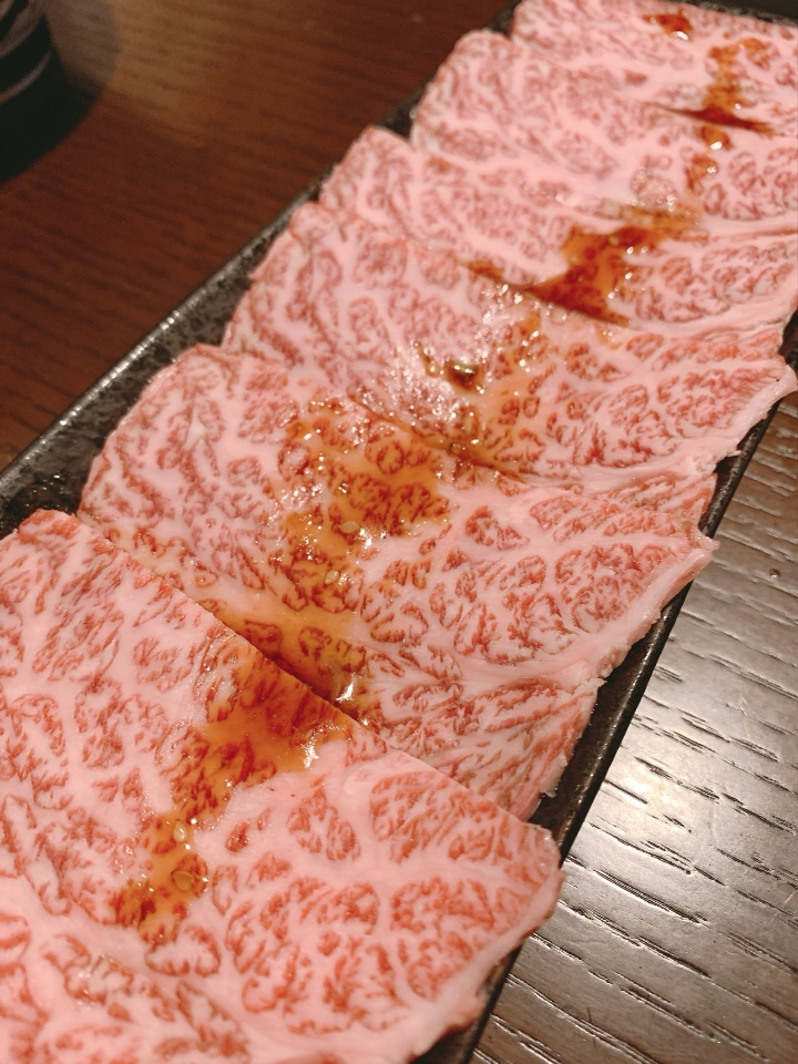 焼肉楓月縁の口コミ