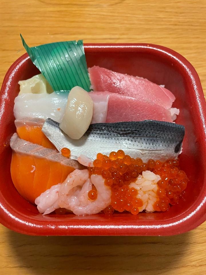 大漁丼家 どん伝