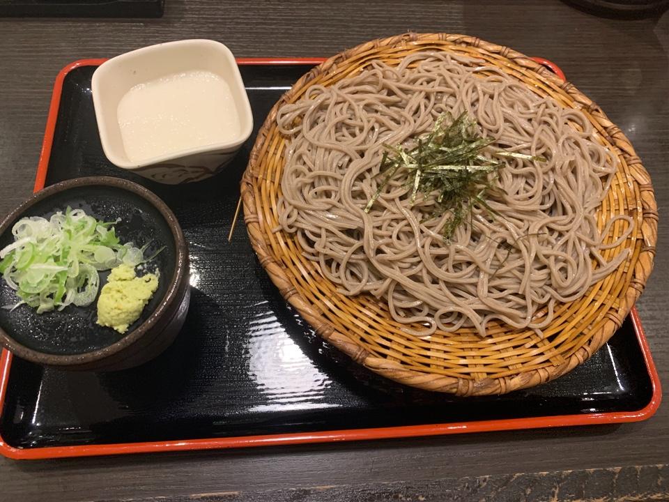 おらが蕎麦 ピオレ姫路店