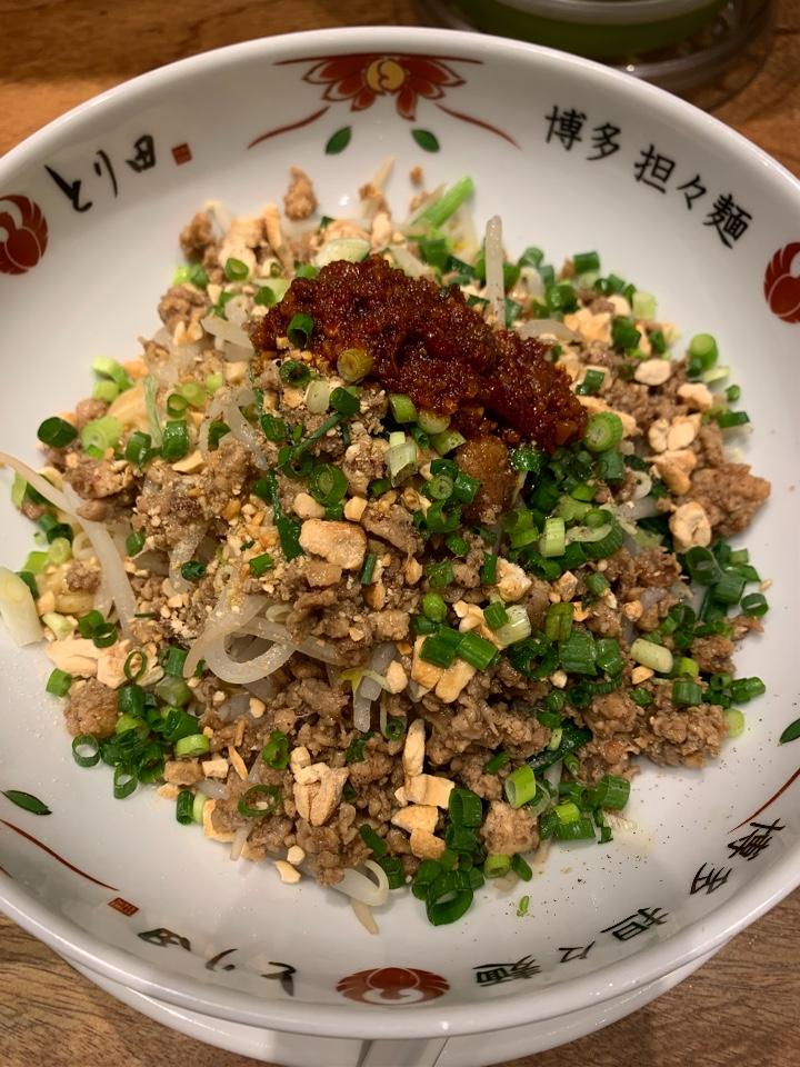 博多坦々麺とり田 KITTE博多店の口コミ