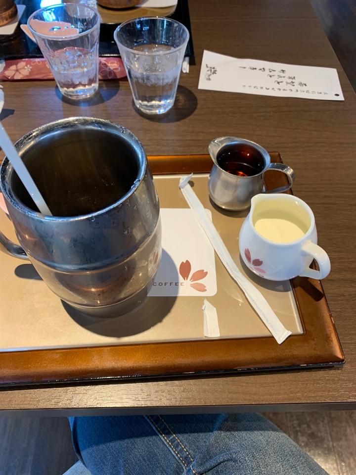 桜珈琲 美原店の口コミ