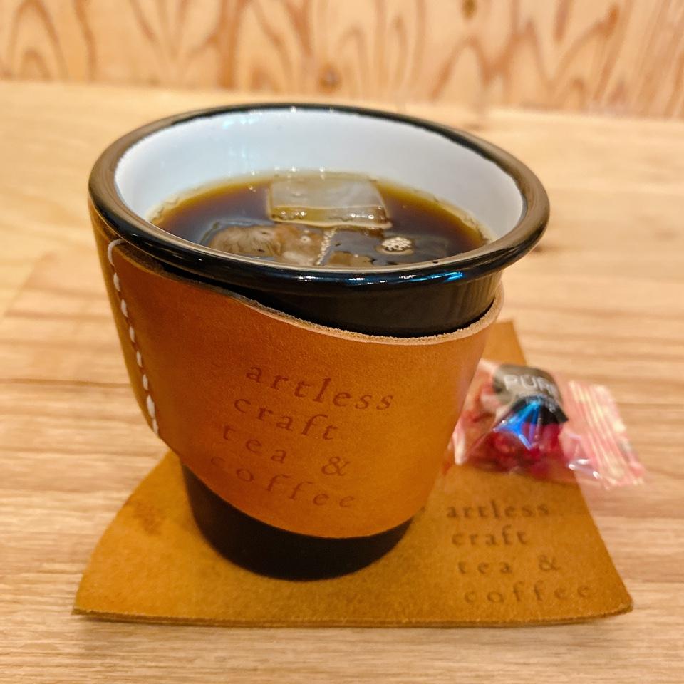 artless craft tea &coffe(アートレス クラフト ティー&コーヒー)