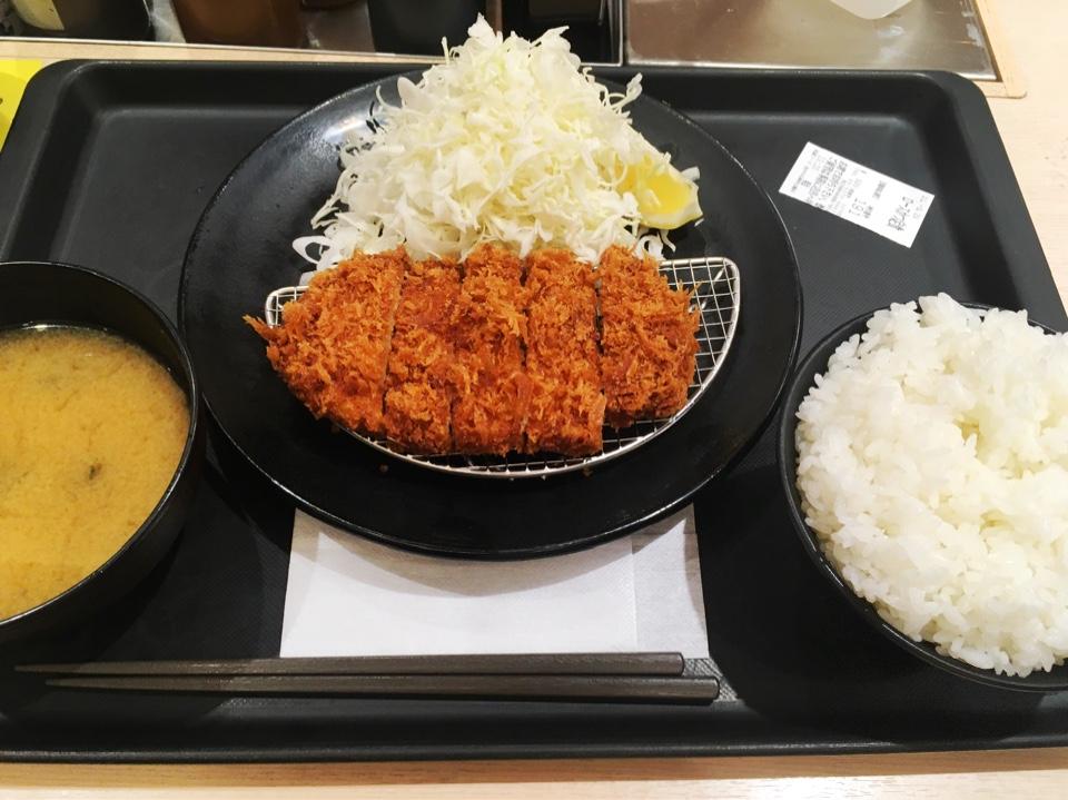 松のや 石神井公園店