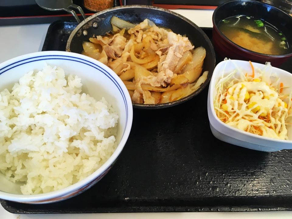 吉野家 大泉学園北口店