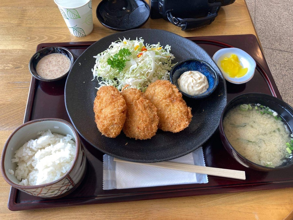 レストラン彩湖