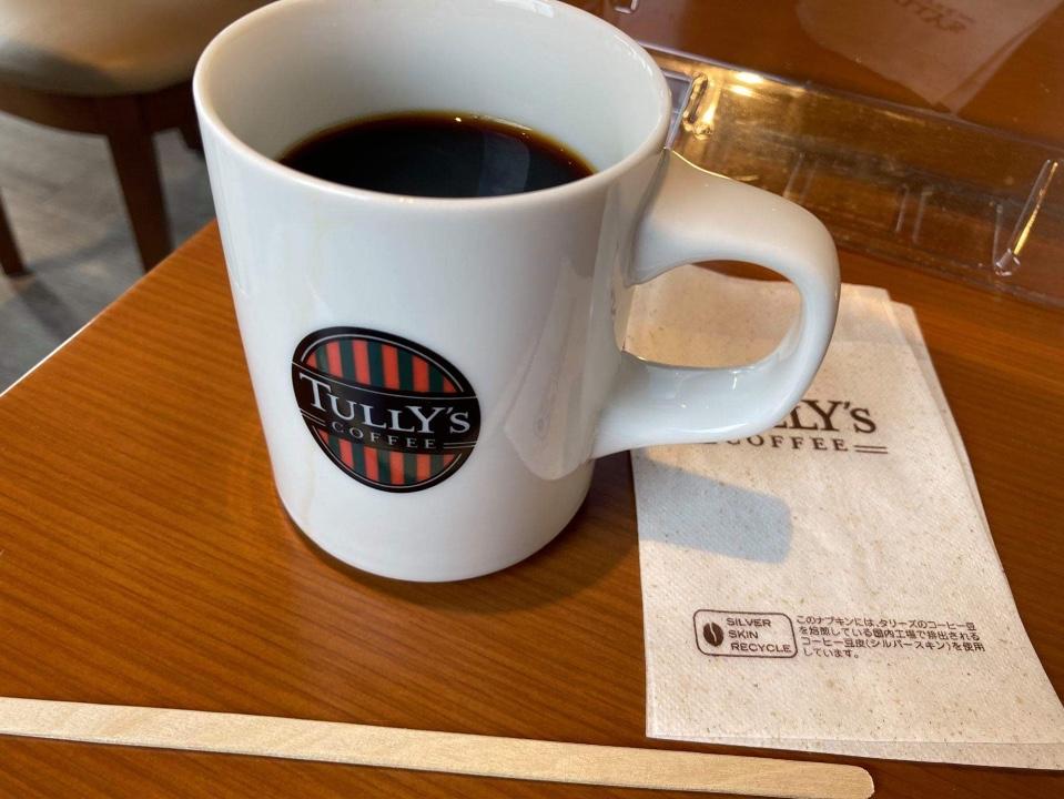 タリーズコーヒー ビーンズアネックス新秋津店
