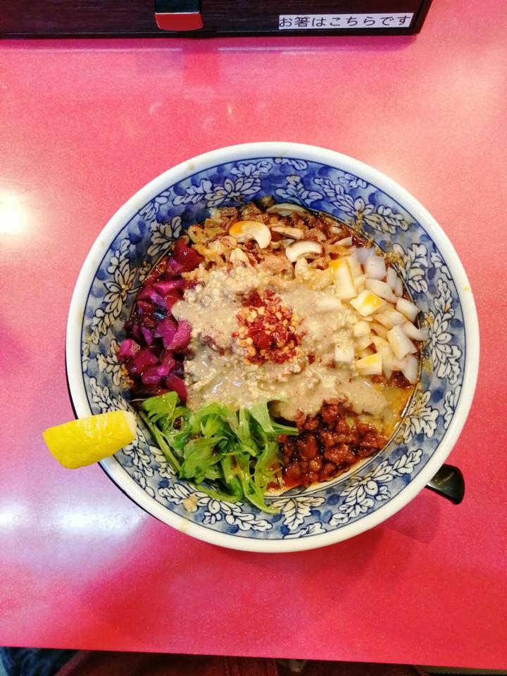 スパイス担担麺専門店 香辛薬麺の口コミ
