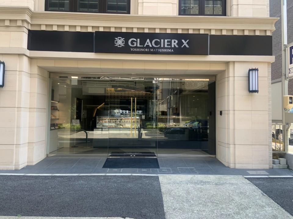 GLACIER X(グラシエ イクス)