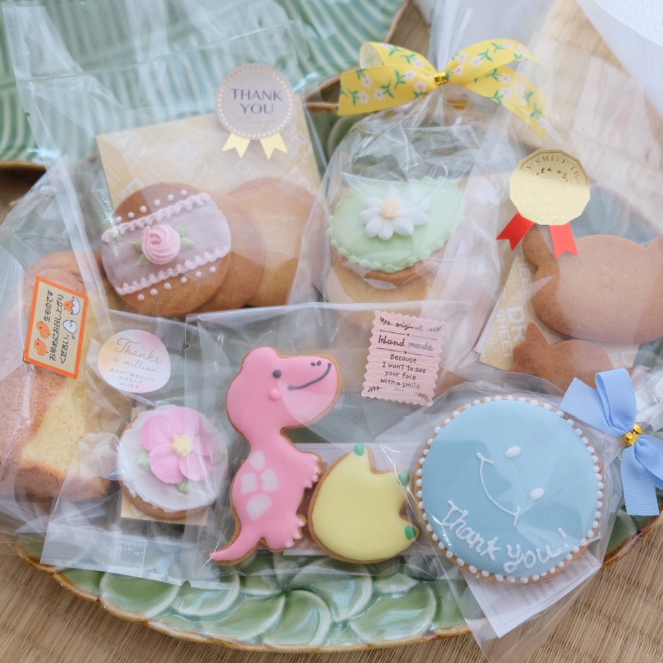 アイシングクッキーと雑貨のお店 Dear 東小金井