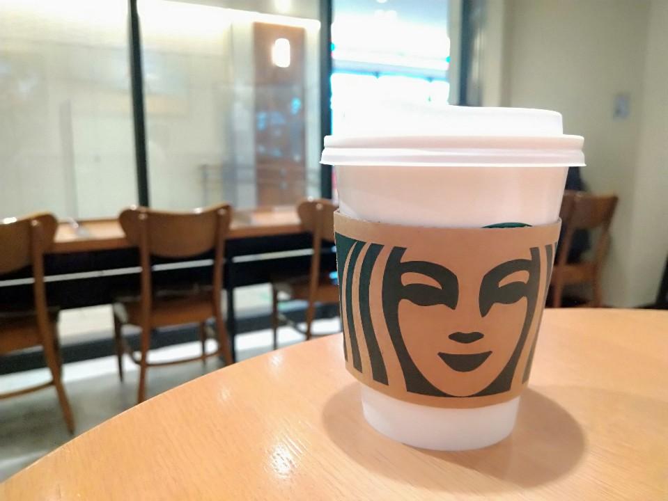 スターバックス コーヒー JR桃谷駅店