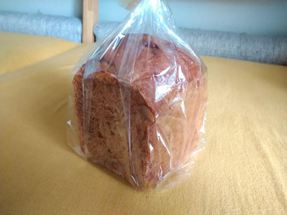 パンとお話 Appleの発音