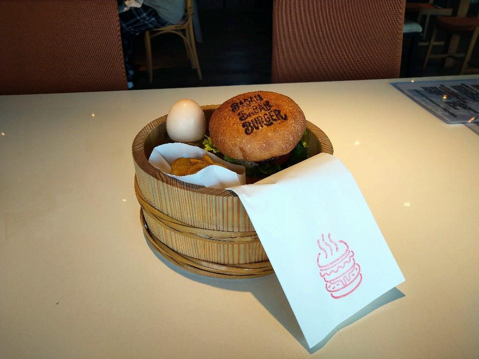 ババンババンバーガー