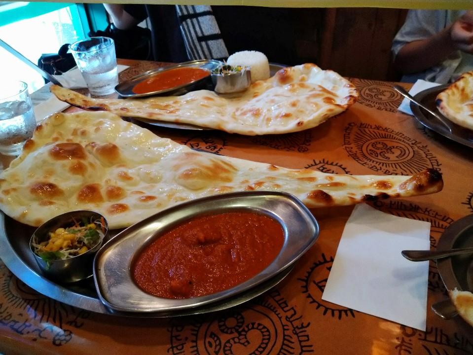 インド料理アーナンド
