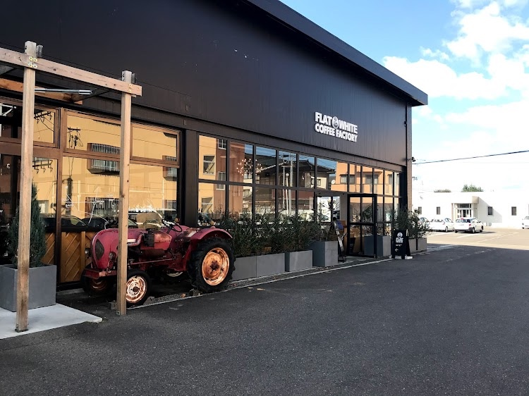 FLAT WHITE COFFEE FACTORY 郡山店