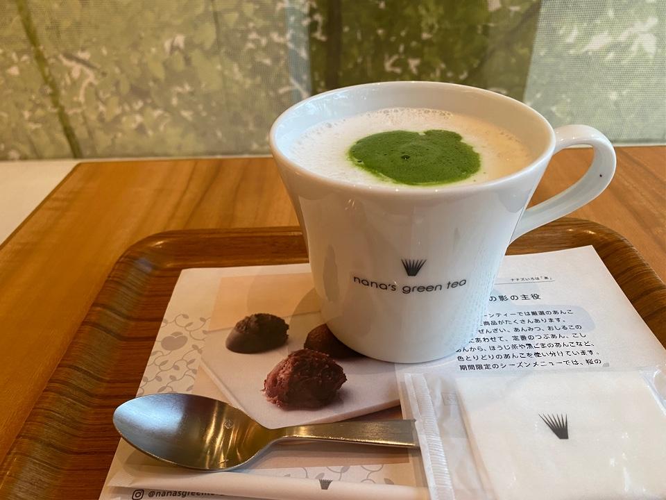 nana's green tea 神戸ハーバーランド店の口コミ
