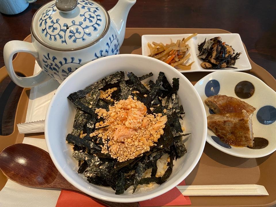 海苔茶漬専門店 青