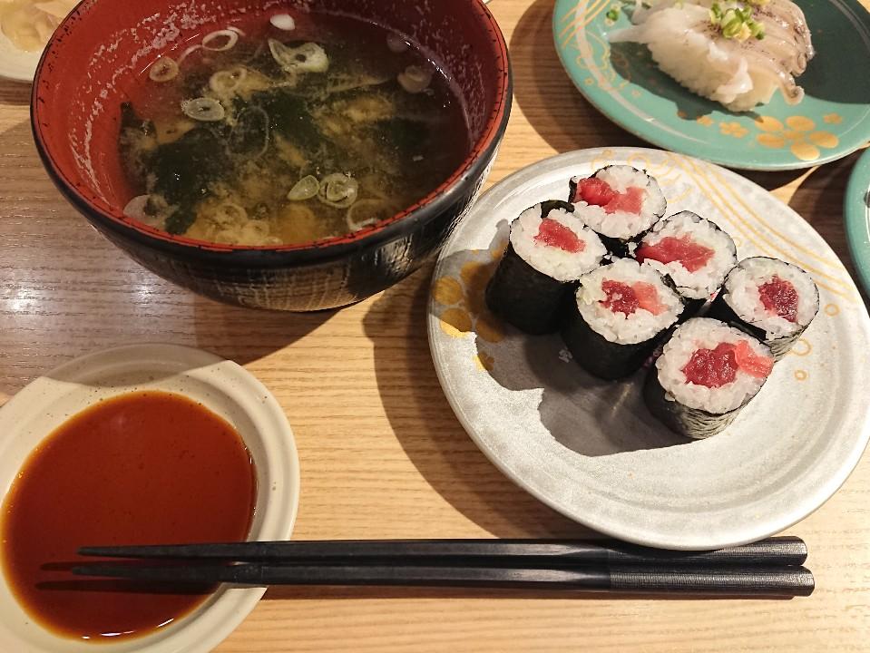 もりもり寿司 野々市店