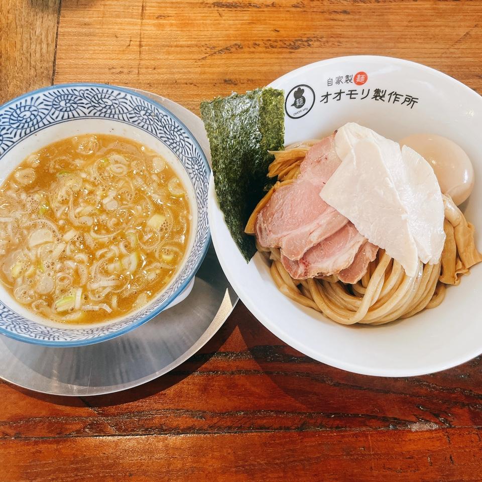 自家製麺 オオモリ製作所 壬生店